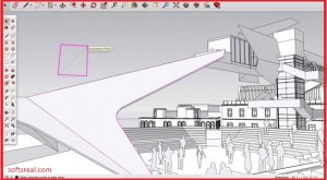SketchUp Pro 2019 Crack with License Key Free Download